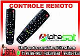 Controle remoto para receptores diversas marcas