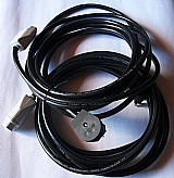 Extensao 20 amperes 05 metros 2 x 2.5 maq. lavar /micro ondas