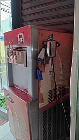 Maquina de sorvete expresso,  marca sorvety