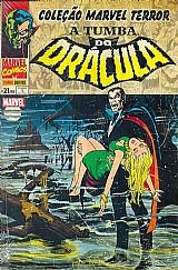 Colecao marvel terror: a tumba de dracula 1