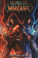 Quadrinhos world of warcraft nº 2 - o retorno do rei