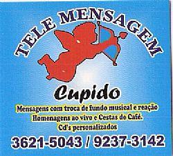 TELEMENSAGEM EM COLOMBO