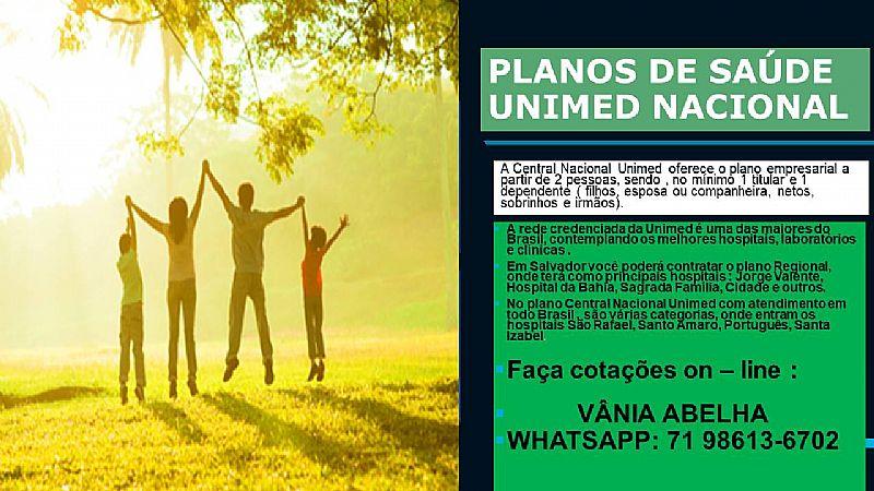 Planos de saude - todos aqui -whatsapp- 71 98613-6702