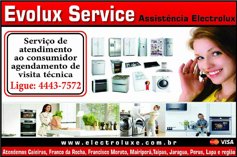 Electrolux de Caieiras 11-4443-7572