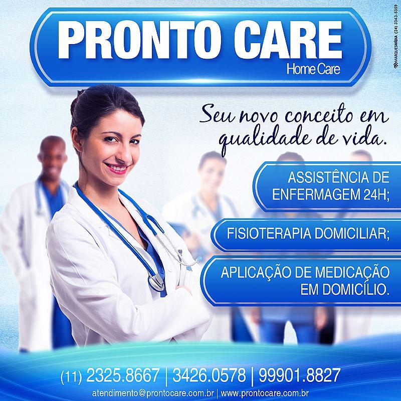 Home Care Enfermagem Domiciliar
