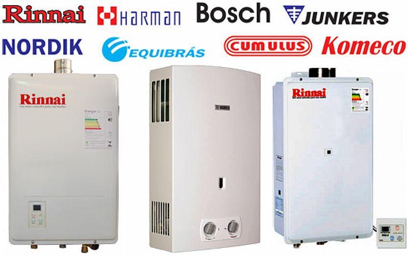 conserto aquecedor [bosch] em botafogo -27765359