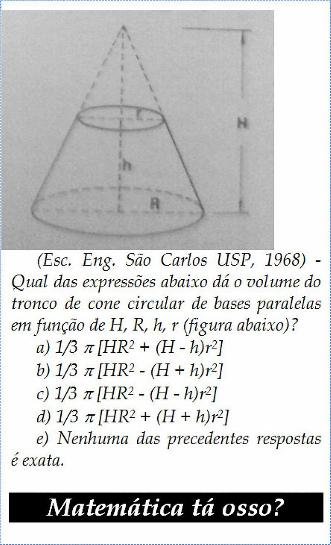 Rmbh: calculo, portugues, estatistica, fisica e outras