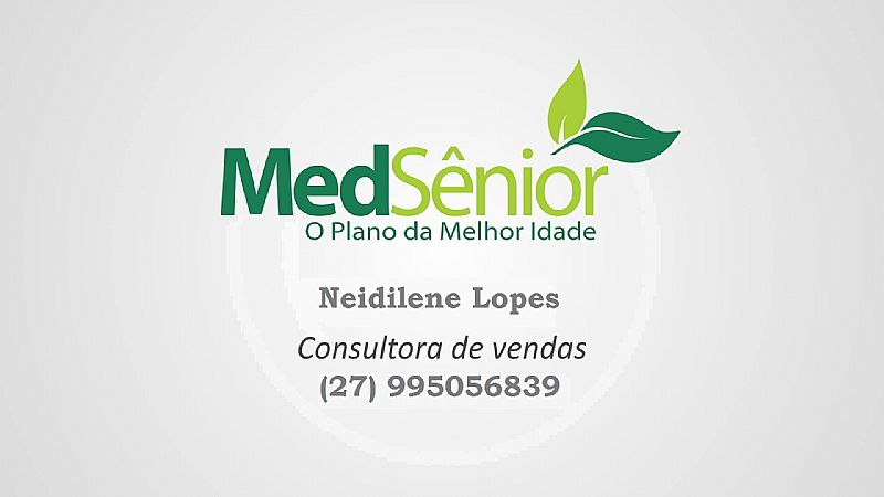 Medsenior planos es ligue (27) 3055-4438