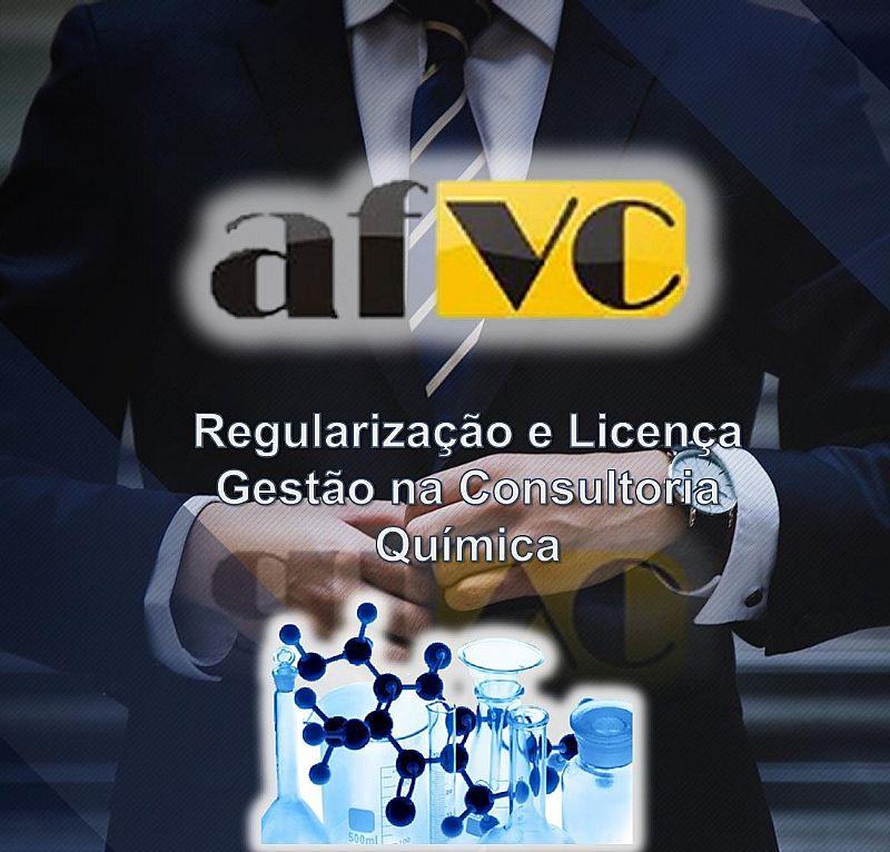 Consultoria gestao quimica