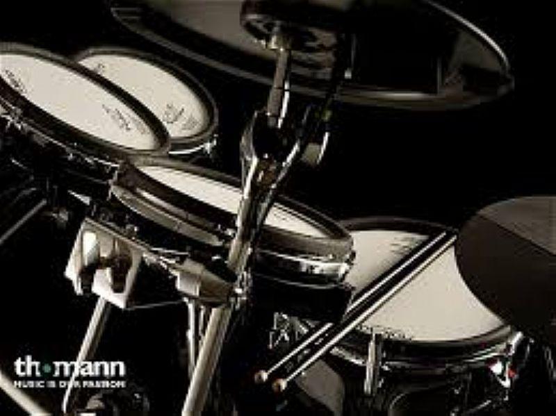 Aulas de bateria na ts music