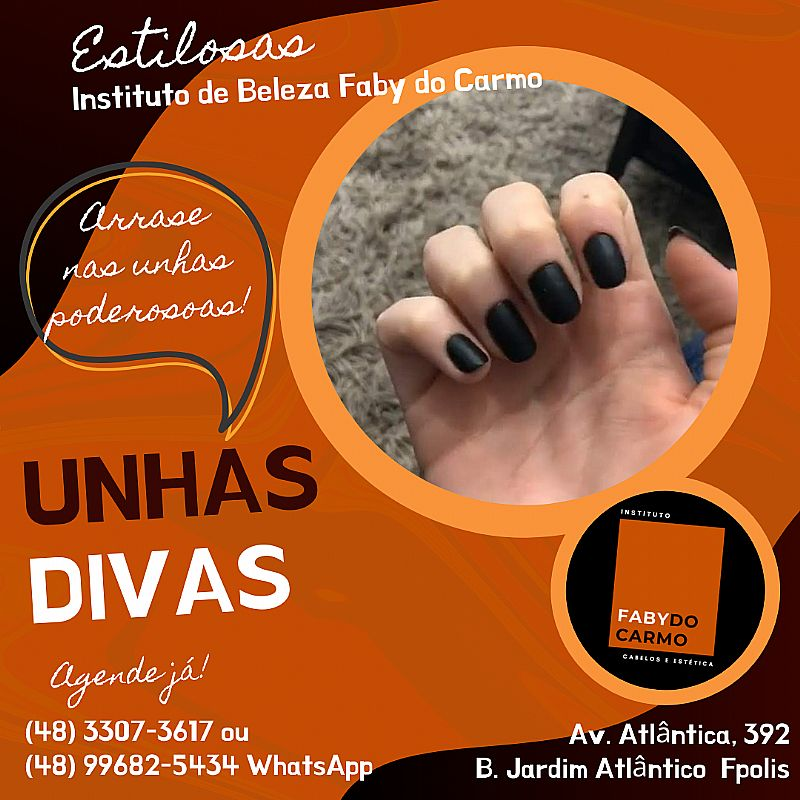 Unhas divas by faby do carmo