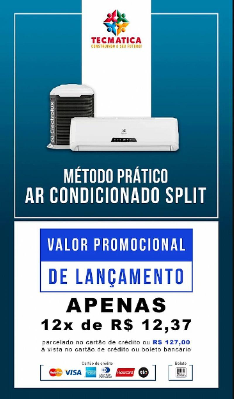 Curso de ar condicionado split