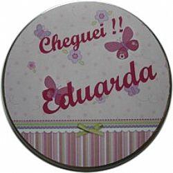 50 Lembrancinhas - Latinha Personalizada So R$29,50! Em 24h