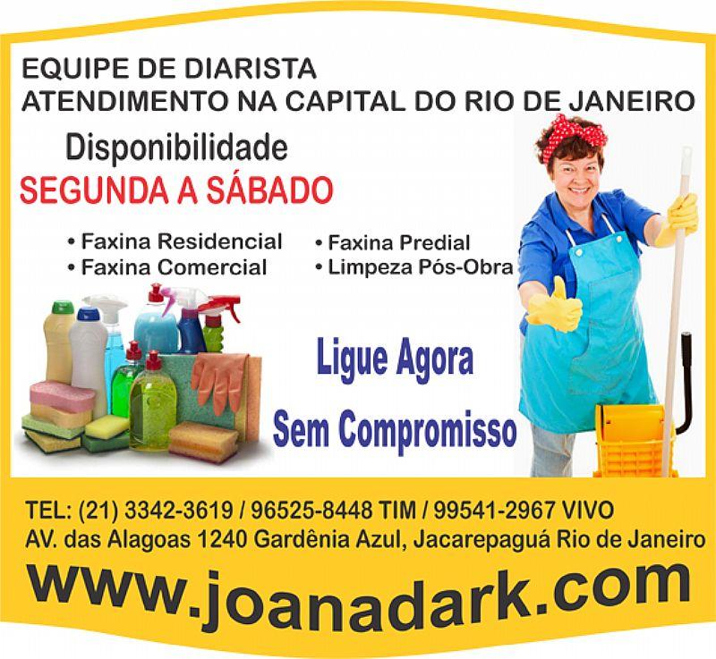 Empregada Domestica Rio de Janeiro, Diaristas Servicos do Lar