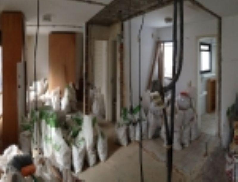Reformas de apartamentos em Santos e Guaruja