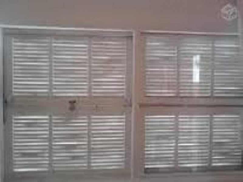 Reparo de janelas de cabo de aco