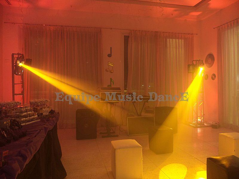 Som iluminacao e dj para festas e eventos