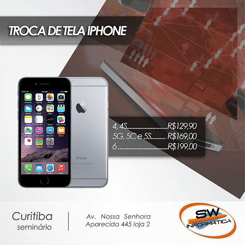 Assistencia de celular (tela/touch/restauracao de sistema)