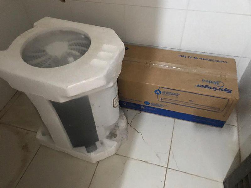 Manutencao de ar condicionado