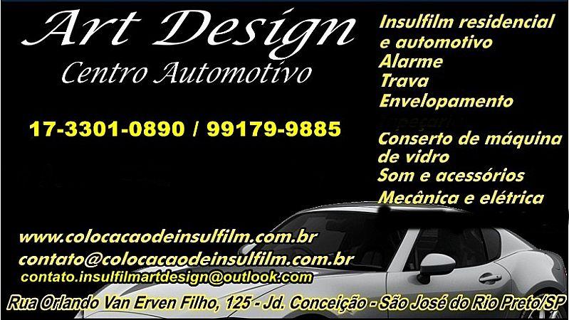 Envelopamento automotivo art design 17 99179-9885