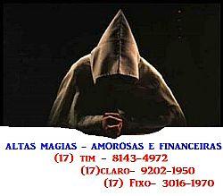 AMARRAÇÕES AMOROSAS COM O REI DA MAGIA-MAGO ANAEL DESDE 1987