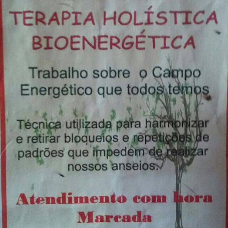 Massagem bioenergetica terapia vibracional
