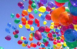 Balo de gas helio