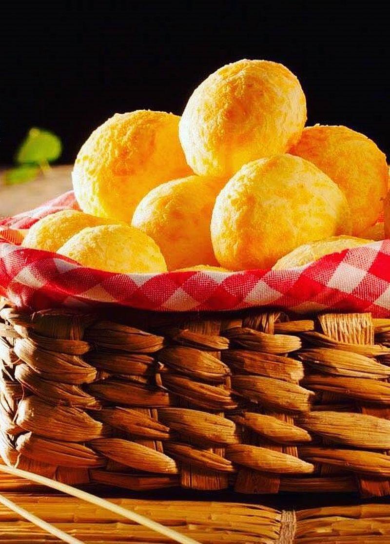 Pão de queijo em Domicílio