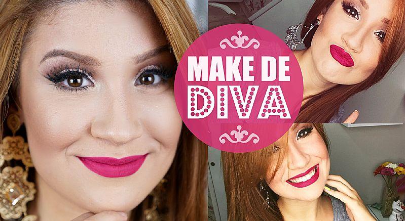 Curso maquiagem profissional boca rosa