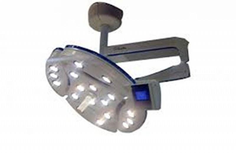 Foco cirurgico de teto: (med light) ft apollo c/ sistema end