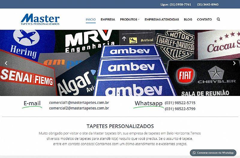 Criacao de websites profissionais