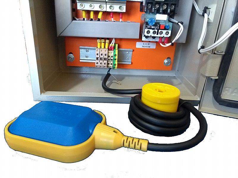 Chaves para partida de motor eletrico