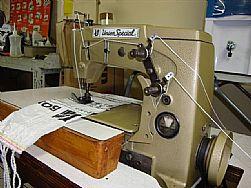 Maquina Costura Ponto Corrente Union Special 56100 Sacaria