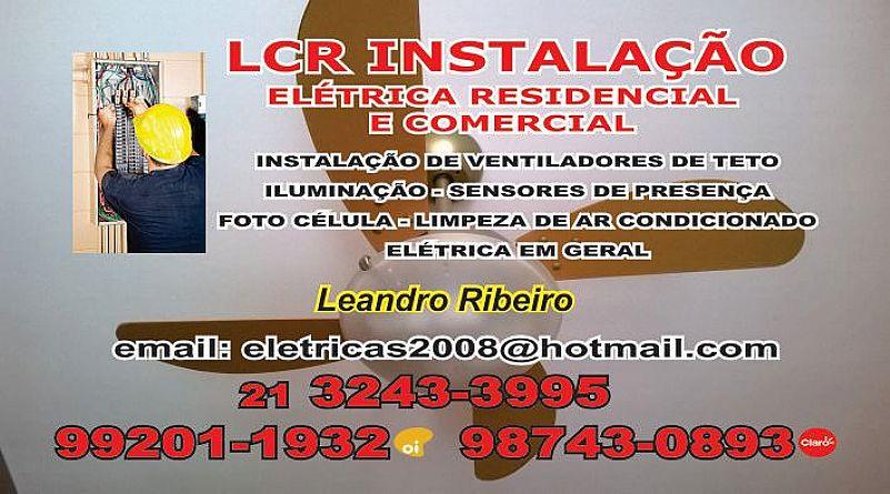 ELETRICISTA RESIDENCIAL E COMERCIAL 32433995