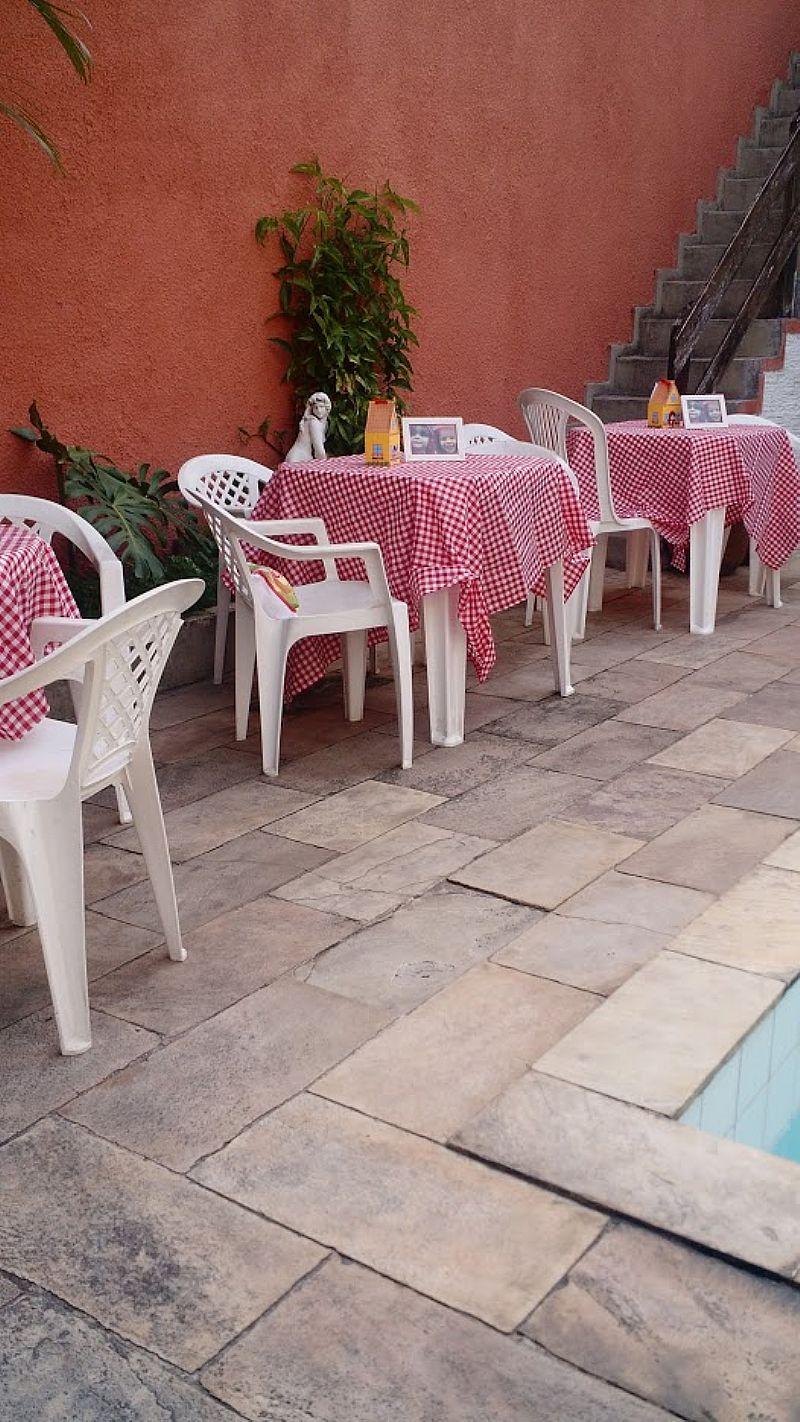 Aluguel de espaco para churrascos e festas