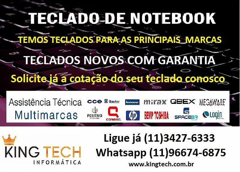 Assistencia Tecnica para Notebooks - SP Zona Sul