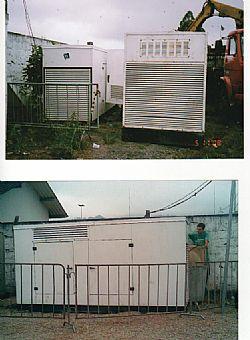 LOCaÇaO  de som, geradores, banheiros quimicos, tendas...