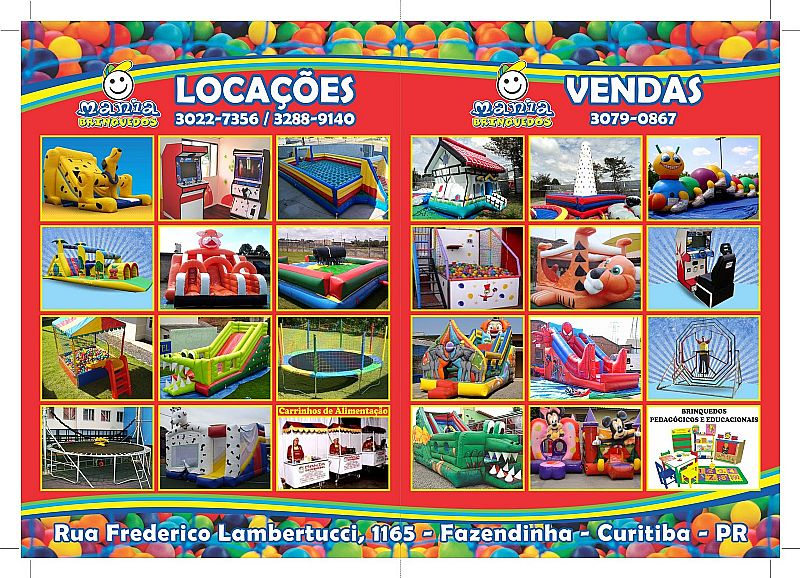 aluguel e locacao de brinquedos para festas e eventos