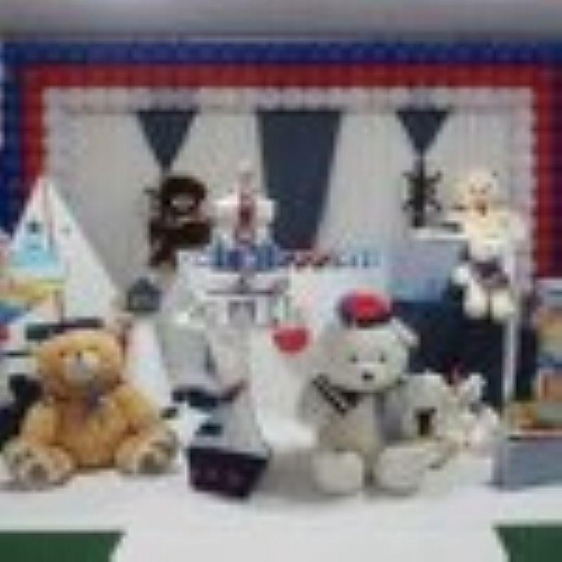 buffet infantil e aluguel de cama elastica