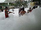 Locacao Maquina De Banho De Espuma Diversao Evento Campinas