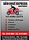 S�O JOS� EXPRESS - SERVI�OS DE ENTREGA R�PIDA (MOTOBOY)
