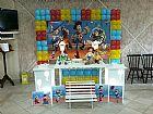 aluguel de mesa decorada em Sao Miguel 4323-7731