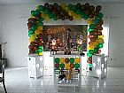 aluguel de mesa decorada no Jardim Helena 4323-7731