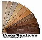 Carpetes de madeira e pisos laminados