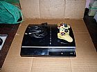 Ps3 Playstation 3 Fet Completo   Jogo   Controle 4 Jogos
