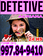 Detetive Adriana Gravatai RS