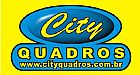KIT QUADRO BRNCO ESCOLAR 120x300 City Quadros