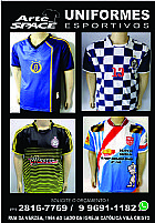 Camisetas, polos, uniformes personalizados  silk-screen, sub