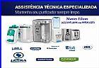 Assistencia electrolux master filtros