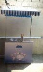 Aluguel de  barraquinha de  algodao  doce